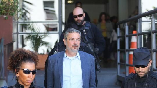 Moro interroga dois ex-executivos da Odebrecht em ação que envolve Antonio Palocci