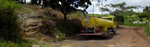 Crise hídrica: Operação pipa passa a atender sapucarana